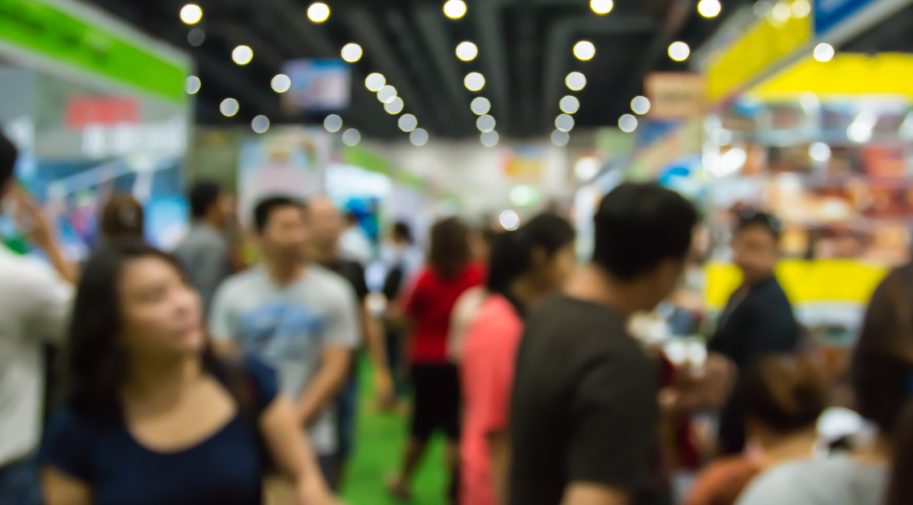 Exhibition Stand Rota : 5 effective ways to attract more visitors to your stand show off